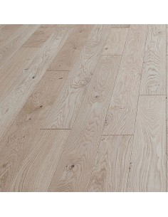 Parquet Otello 139 - 12mm Chêne authentique verni linen